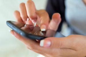 Uso de móviles inteligentes por los trabajadores